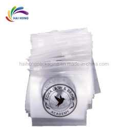 Le curseur transparent en PVC personnalisée des sacs Ziplock Zipper sac d'emballage pour vêtement