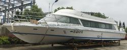 58 Caixa de fibra de luxo de Ferry Boat Iate barco de passageiros