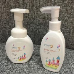La mousse plastique bouteille avec la formation de mousse de la pompe pour Shampoo 150ml