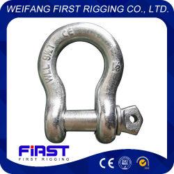 Gli Stati Uniti Digitare l'anello di trazione del hardware forgiato goccia dell'acciaio legato G209/G210/G2130/2150