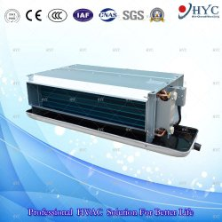 HVAC 시스템 수평 숨겨진 팬 코일