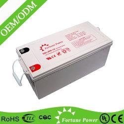 12 batteria marina del ciclo profondo di volt 200ah batteria del fante di marina da 12 volt