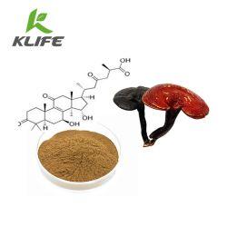 La mejor calidad Duanwood Extracto de hongo Reishi rojo en polvo Extracto de Lingzhi Ganoderma lucidum extraer