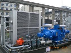 Les équipements de stations GNC du compresseur de gaz naturel