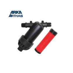 """3/4"""" tipo Y grande fluxo de areia de plástico do filtro de Disco para sistema de irrigação gota"""