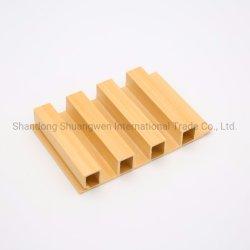 155*25мм большой настенной панели дерева пластика из композитных материалов
