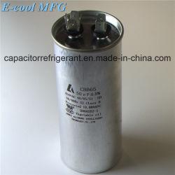 Cbb65 Один запуск электродвигателя кондиционера воздуха и конденсатор для продаж
