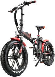 Tdn01z Electrica Motor Tirel grasa bicicleta eléctrica plegable