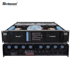 Amplificador de potencia 5000 Watts Audio estéreo profesional AMP Fp20000q Poweramp