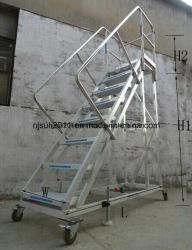 Лучший продавец алюминиевых лестницу на складе