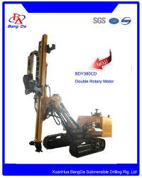 Bdy380CD doppelter Bewegungsrotierende Ölplattform, Bergbau-Felsen-Bohrgerät