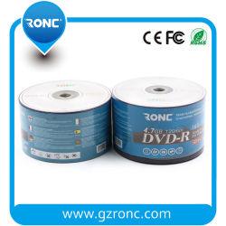 Ronc marque 4.7GB DVD-R 16x prix de gros bon marché CAD DVD vierge