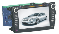 Freie Shippipng reine Android 4 kapazitives Sceen Auto DVD GPS für Toyota Corolla