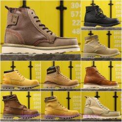 Wholesale Hombres Mujeres señoras la moda Putian ejército militar táctico impermeable Zapatos de lona Botas de cuero para la caza de caminatas al aire libre