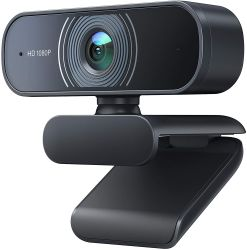 2020 Double Stereo Mic DesktopまたはLaptop USB Web Cam Video CallingおよびRecordingとのPrivate新しいTooling Factory Supply FHD USB Cam 1080P Live Streaming Camera
