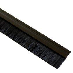 Kundenspezifisches weiches Nylontür und Fenster Belüftung-Dichtungsstreifen-Pinsel