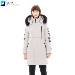Mens Senhora Inverno Wms Quilted casaco quente à prova de estofo Fill Down Jkt 800 Encher