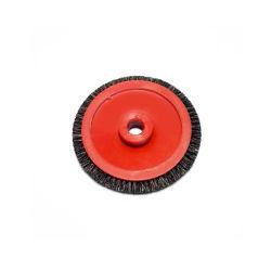 عجلات الشعر خنزير عالي الجودة تستخدم في صقل النسيج الماكينة والموقوعرة