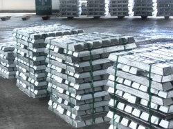 Lingote de alumínio utilizados para o lingote de fusão/material de construção de perfil de alumínio