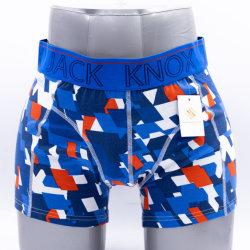OEM cómodo Mens algodón cortos ropa interior calzoncillos Boxer (JMC11004)