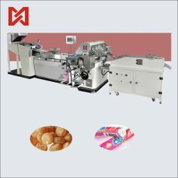 Maschine, zum der Schokolade/der Schokoladen-Packmaschine zu falten