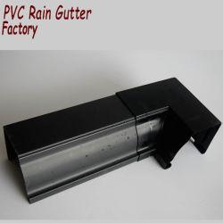 他のプラスチック建築材料の屋根雨溝は、より安い価格の反紫外線カラーPVCナイジェリア雨溝配管する