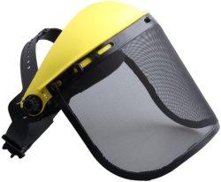Guarnizione di protezione del fronte dell'occhio del cappello duro della visiera della maglia dello schermo dello schermo della mascherina del casco di sicurezza di silvicoltura & accessorio di registrazione per il regolatore Palo Pruner della sega a catena