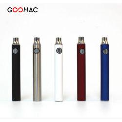 CBD 350mAh EGO Vape ペン予熱変数 510 バッテリ変数 電圧バッテリー