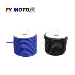 Hitzebeständiges Flexibles Silikon-Kühlkörper-Gummi-Vakuum-Schlauchrohr