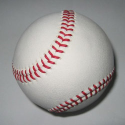 Кожаный Cover Baseball для Professional Paly (B06101)