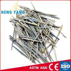 Металлические огнеупорного материала промышленных стальные волокна для теплового оборудования