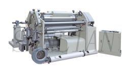 Oberflächenaufschlitzende Mittelmaschine