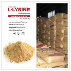 Категория подачи пищевых добавок 70% Лизин сульфат