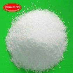 Polyacrylamide anionique de viscosité élevé pour le traitement des eaux usées Utilisation