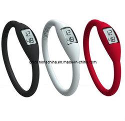 regalo de promoción del deporte Digital Reloj de silicona (SW01).