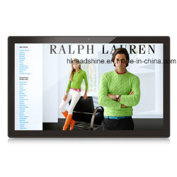 Androïde Muur Opgezette Touchscreen 15.6inch Aio