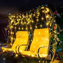 ホーム装飾の園遊会のための防水クリスマスの豆電球屋外LED純ライト