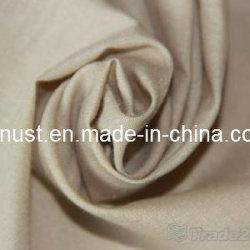 El algodón 98%2%Span satén Stretch Fabric (CSTN60).
