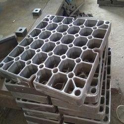 ASTM A297 Hu Heat-Resistant Aleación de acero de alta bandejas y cuadros