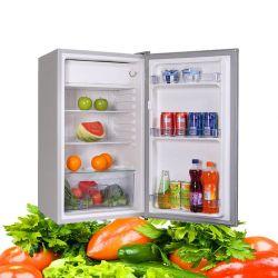 91L Hotel Minibar Fridge Absorption Glass Door Minibar Refrigerator Single Door Minibar Fridge