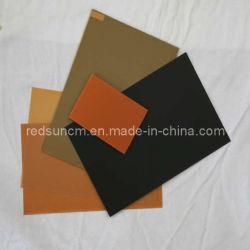 Bakelite 전기 절연 페놀 수지 종이 라미네이트 플레이트(3021)