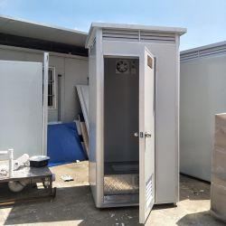 Portátil de fácil instalación de paneles sándwich EPS de baños públicos sanitarios móviles wc
