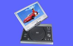 """9 """" Speler DVD + Analoge TV, dvb-t Rec. De Groef van de kaart, USB, CD het Scheuren (pdvd-9092B)"""