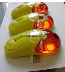3D-USB Оптическая беспроводная мышь жидкости (JEM-10)