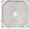 1200x1200mm la placa de filtro de membrana
