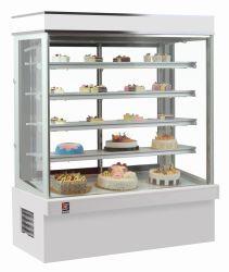 En position verticale des biens meubles réfrigérés gâteau Cabinet d'affichage