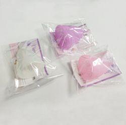 Мягкие и удобные силикагель является безопасной, гигиенические и экологически безопасных