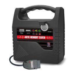 CAR OBD2 차량 비상 전원 공급 케이블 차량 메모리 절약 담배 라이터가 OBD로 전달되는 12V DC 전원 암 커넥터 케이블 어댑터