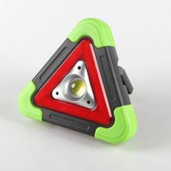 Треугольник Yichen светодиод аварийного освещения и светодиодный индикатор рабочего освещения или кемпинг лампа
