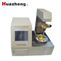 China Precio Fabricante de aceite de portátil digital automático abierto/cerrado tipo copa Flash y Comprobador de punto de fuego